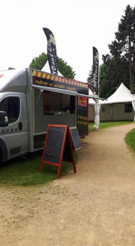 Food Truck La Paella Maria