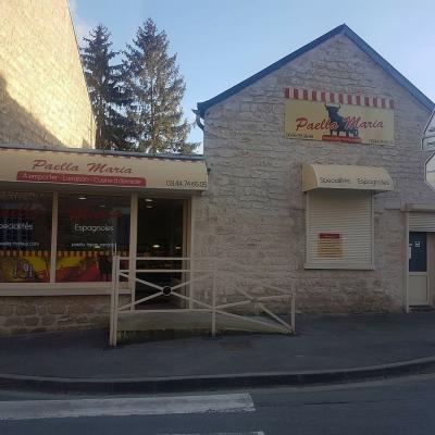 La paella Maria Boran Sur Oise