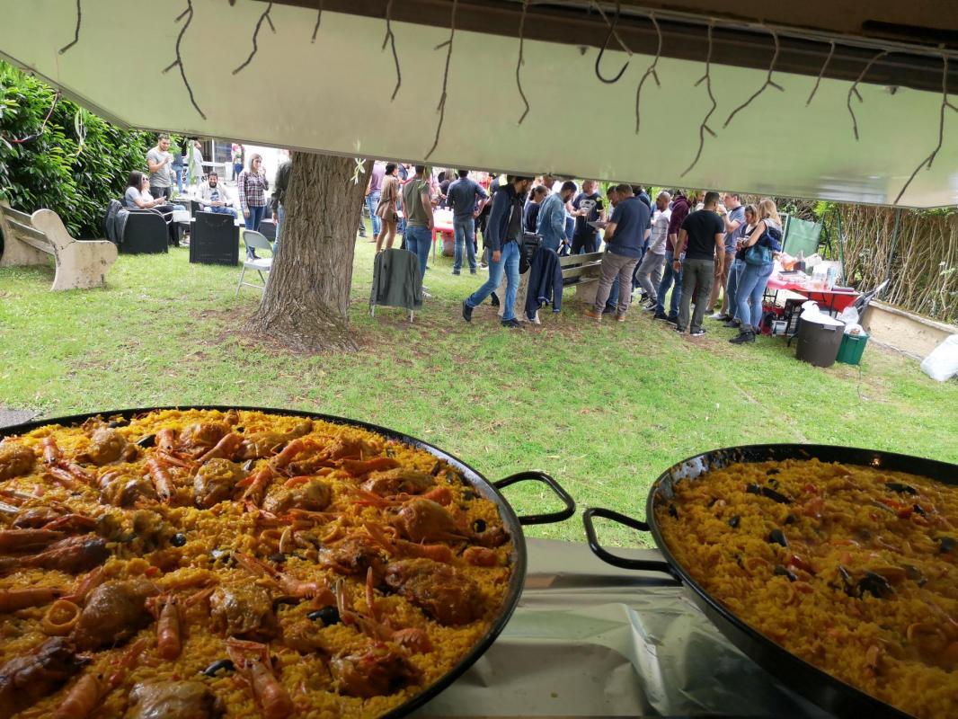 Paella maria avec privatisation du food truck